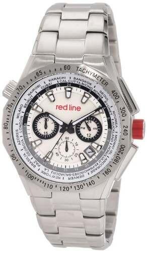 reloj red line rl-50014-22s-plateado masculino
