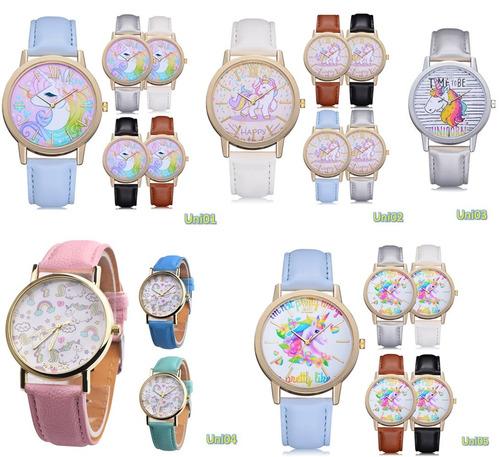 reloj relojes unicornio unicornios dama niña oferta