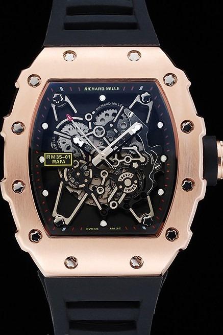 Reloj Richard Mille Rafael Nadal Rm35 - S/ 250,00 en ...