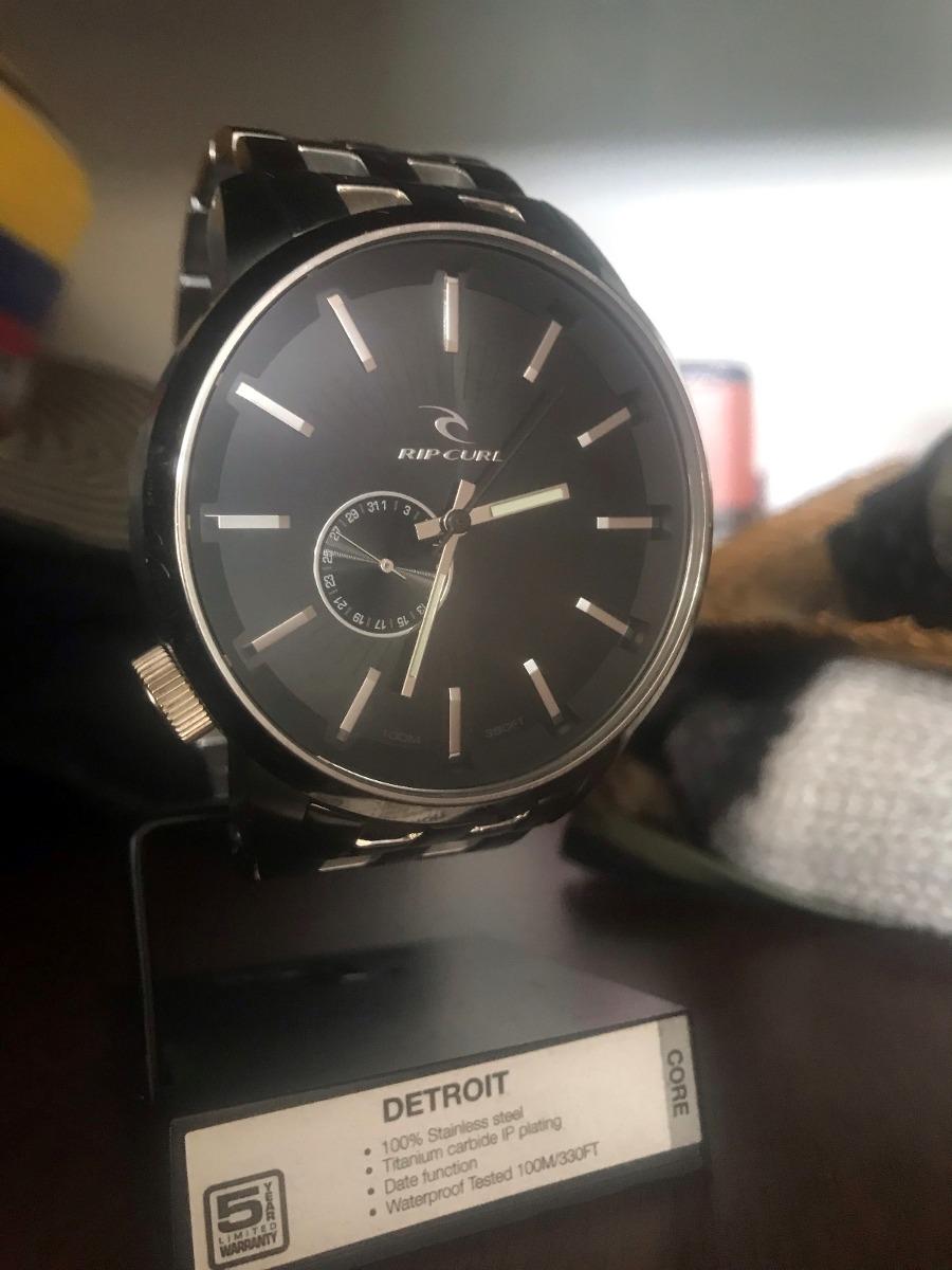 17395b9fe3f Reloj rip curl fossil diesel originales baratos por viaje jpg 900x1200  Detroit titanium rip curl watch
