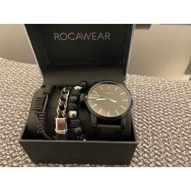 Reloj Rocawear (edicion Completa Con Pulseras)