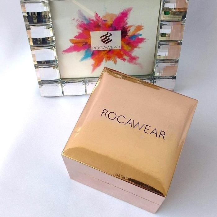 99ecda0ea2b8 Reloj Rocawear Nuevo Original Dama Con Pulceras Color Cobre ...