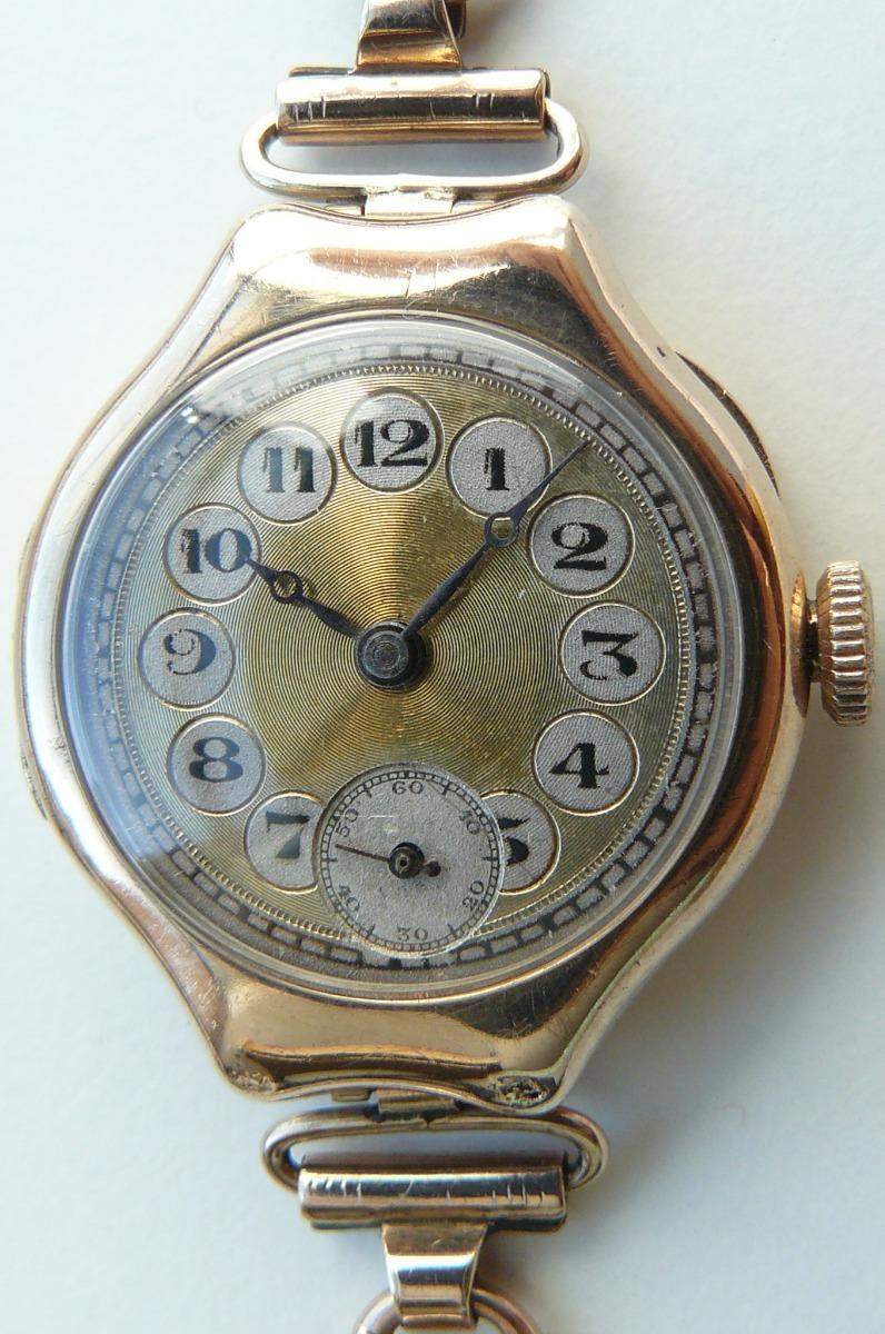 Suizo Oro Rolex Año1926675 Antiguo Reloj Solido 000 Cuerda xQWrBdCoEe