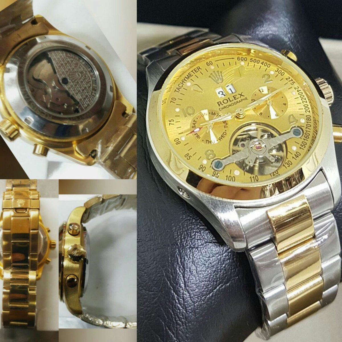 f406f666d12 Reloj Rolex Automatico -   184.000 en Mercado Libre