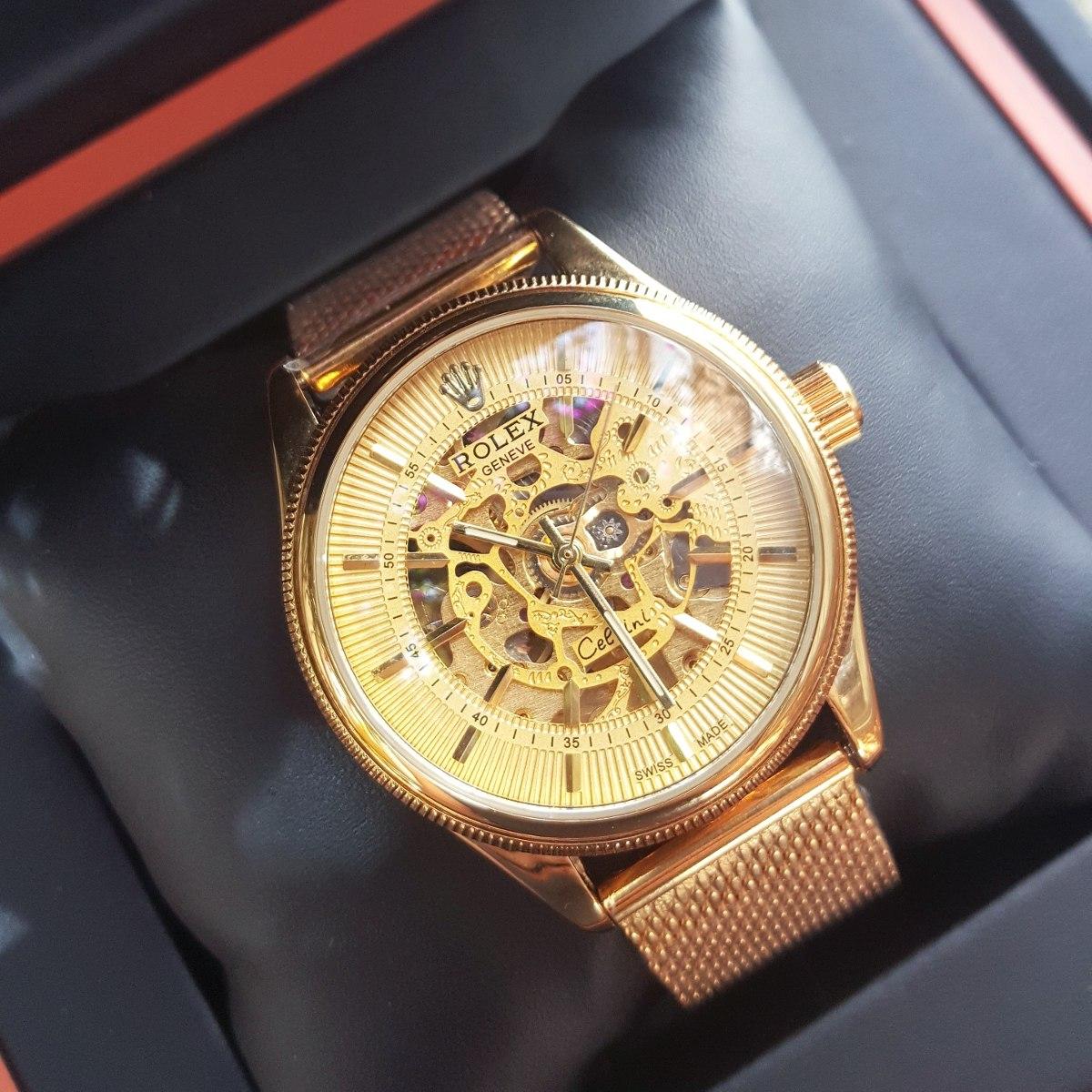ce2914e040d Reloj Rolex Automatico Corazon Abierto R.n8 -   155.000 en Mercado Libre