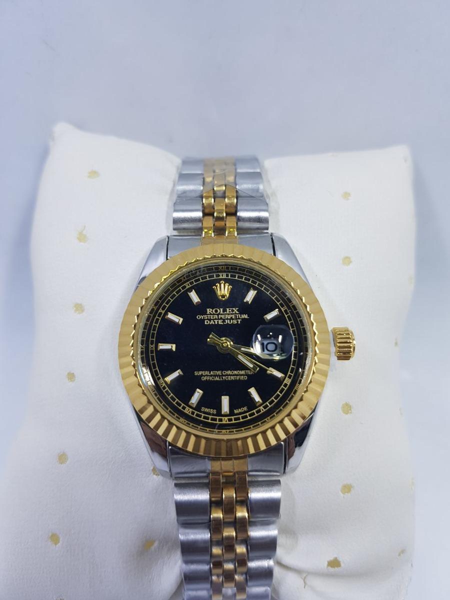 640097282b8 reloj rolex dama precio para mujer color oro. Cargando zoom.