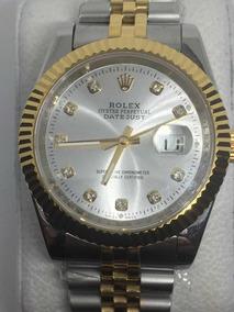 7e805b1b9df3 Reloj Oyster Perpetual Day Date Rolex 750 Geneve 18k - Relojes en Mercado  Libre México