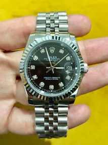 cd998aaa0b53 Reloj Rolex Date Just Automático 36mm Diamantes