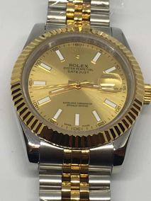 02e51ac60c8d Rolex Oyster Perpetual Datejust Con 10 Diamantes - Reloj de Pulsera en  Mercado Libre México