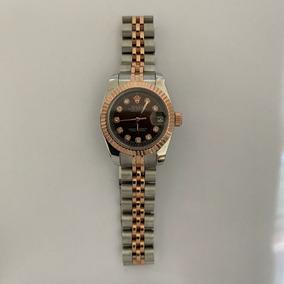 Reloj P Tono Dama Automatico Rolex 207r Bi Jubile Datejust LAR4j5