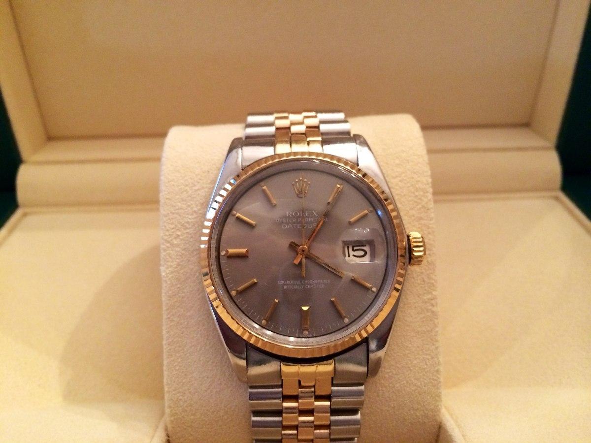 Original Caja Con Datejust Reloj 00 Rolex Impecablever VideoBs25 rBodCxe