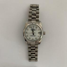 d32bc5d5185a Reloj Rolex 2035 Sr626sw Dama - Relojes en Mercado Libre México