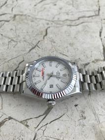 Sharp En Pulsera Libre Rolex Reloj Xh878 De Mercado Hombre rCxoedB