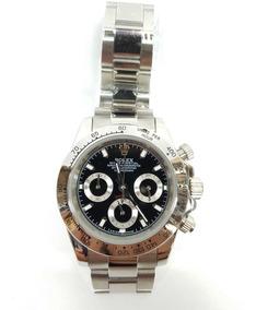 Ceramica Cosmograph De Cafe Bisel Daytona Reloj Correa Piel Rolex 13TJcKulF