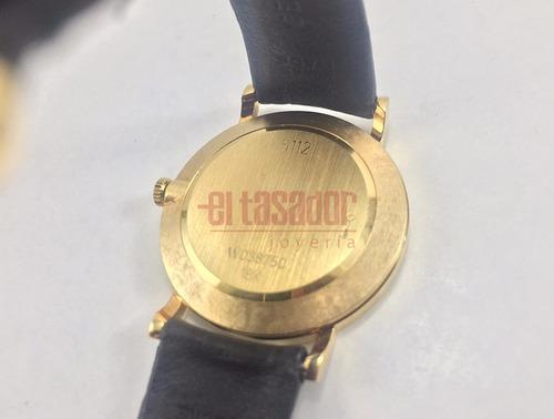 reloj rolex de oro cellini ref: 5112  *joyeriaeltasador*