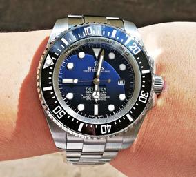 Deepsea En Mercado Challenge De Hombre Pulsera Reloj Rolex L5j3qc4AR