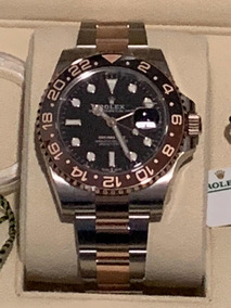 96876ebe91c4 Reloj Rolex Gmt Master Ii Z754008 - Relojes en Mercado Libre México