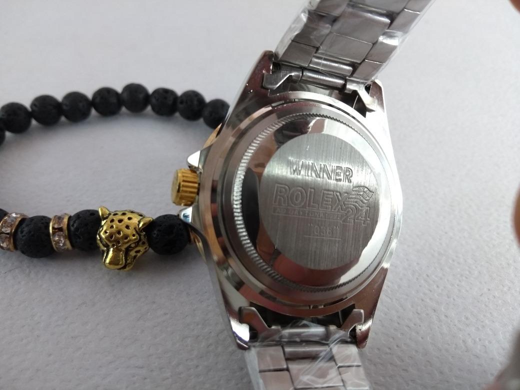 bf9765f26e673 reloj rolex hombre caballero elegante colección rolex 2018. Cargando zoom.