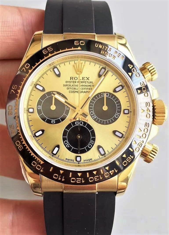 b517651e5cce3 reloj rolex hombre daytona completamente no funcional elegan. Cargando zoom.