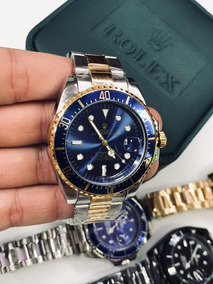 53a613e637d8 Reloj Rolex Hombre Submariner Clasico Calendario Con Caja Nu