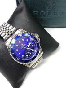 dc51fbc729fa Reloj Rolex Hombre Submariner Clasico Calendario Y Bisel Fun
