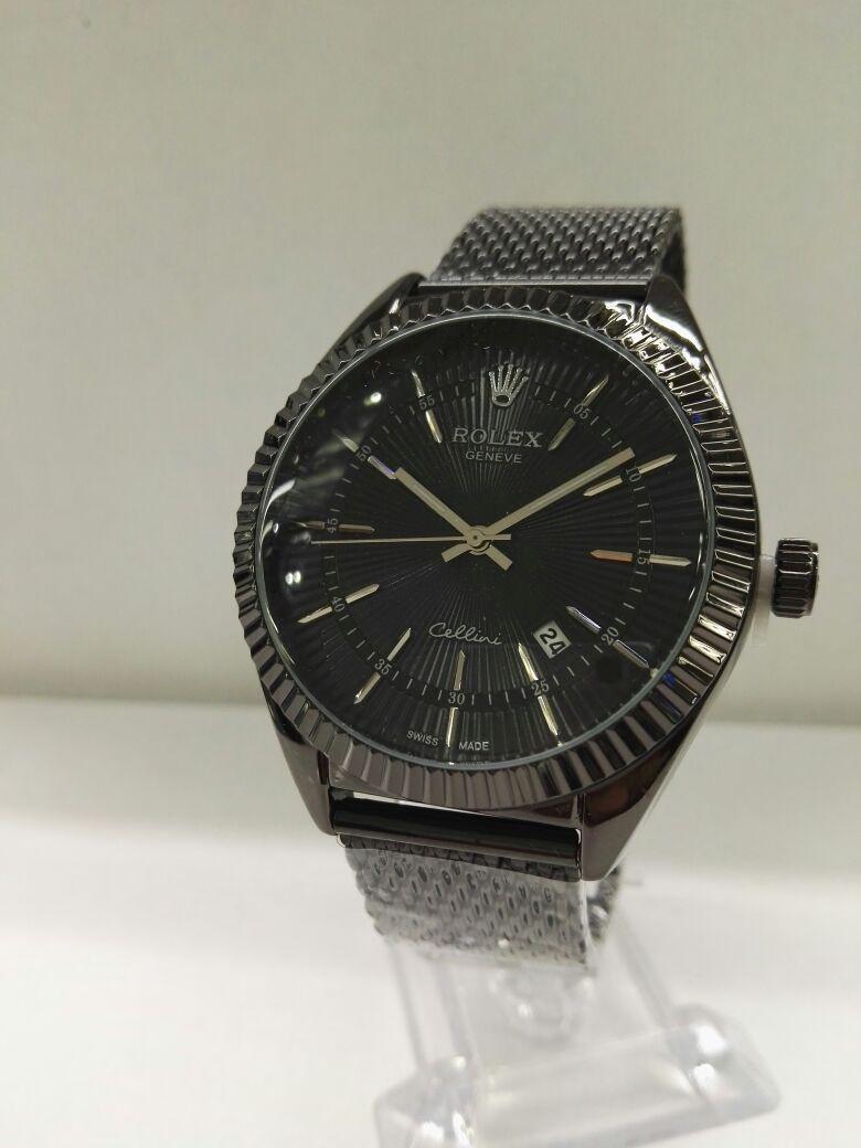 c3dac9c24932 Reloj Rolex Metalico Hombre Calendario Elegante Oferta -   73.000 en ...