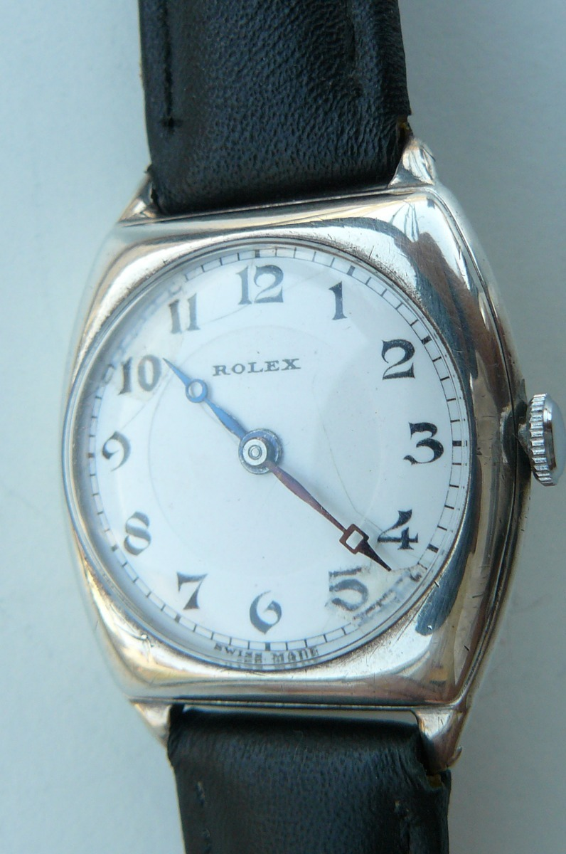 c0439d75cf0 Reloj rolex militar plata solido suizo rubis cargando zoom jpg 796x1200  Militar relojes rolex