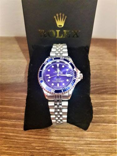 reloj rolex mujer clasico oyster perpetual calendar + date