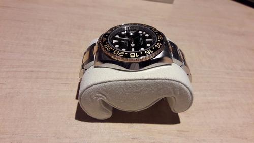 reloj rolex oro/acero gmt master ii