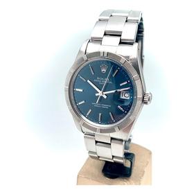 Reloj Rolex Oyster Perpetual Date Acero Coleccion Ref15010