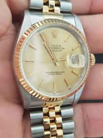 ce3b122e114d Reloj Rolex Oyster Perpetual Datejust Oro/acero