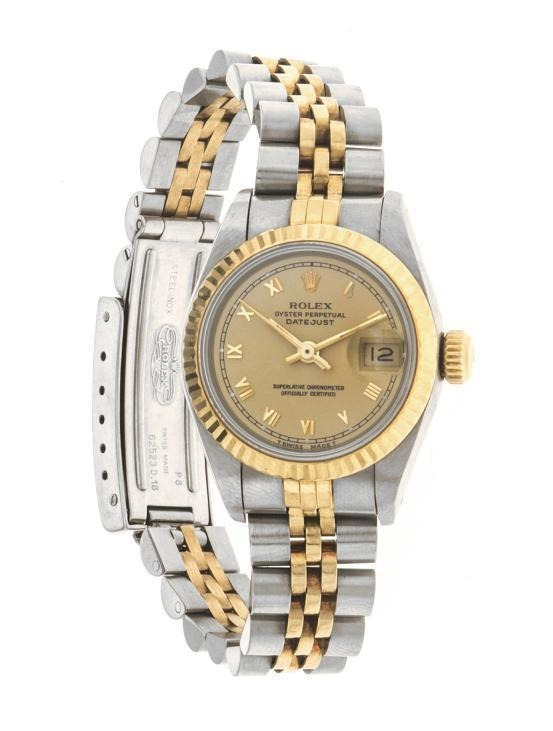 bc87e7da44f4 Reloj Rolex Para Dama Modelo Date Just. - 108733007 -   51