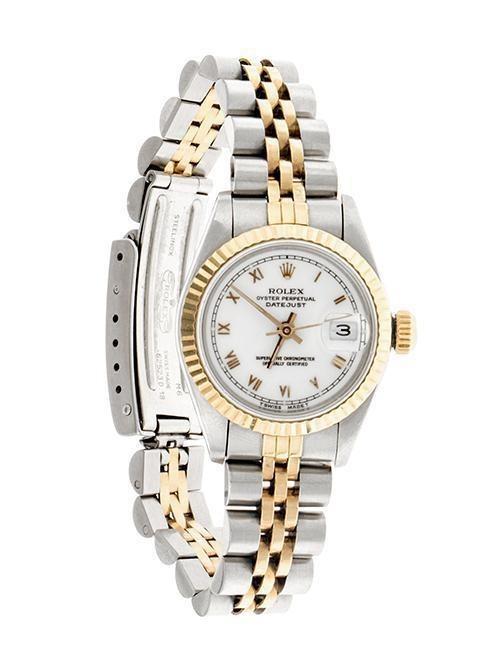 fece14afaaaf Reloj Rolex Para Dama Modelo Oyster Perpetual Date Just ...