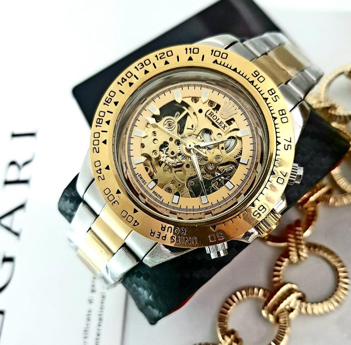 7b242f3f61c1c Reloj Rolex Para Hombre Automático -   129.900 en Mercado Libre