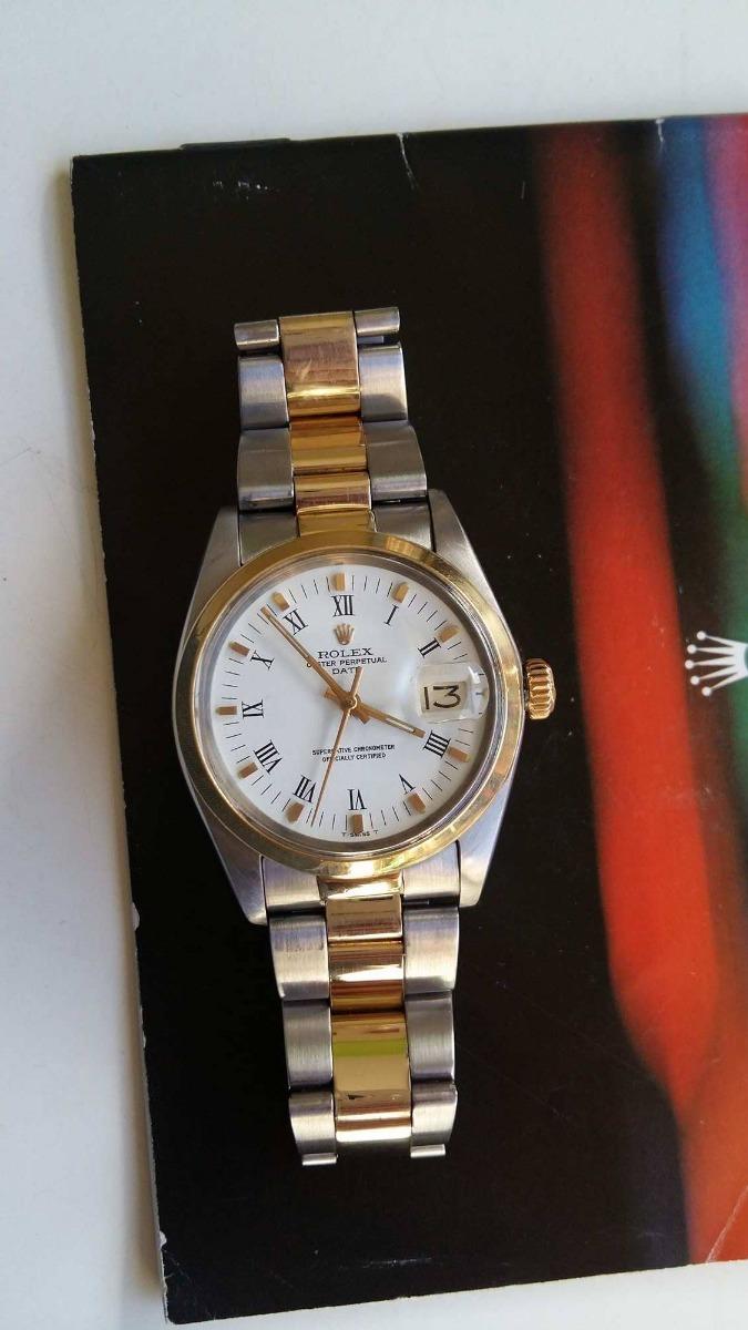 312ce32a313 Reloj Rolex Ref 1505 Combinado   glamdvt   -   130.000