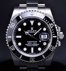 Reloj 116610 Rolex Ceramica Swiss Submariner 76byvYfg