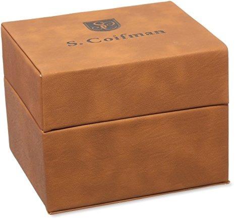 reloj s. coifman sc0281 s. masculino