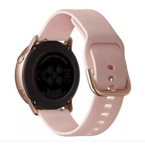 reloj samsung galaxy watch active (40 mm ) smartwatch