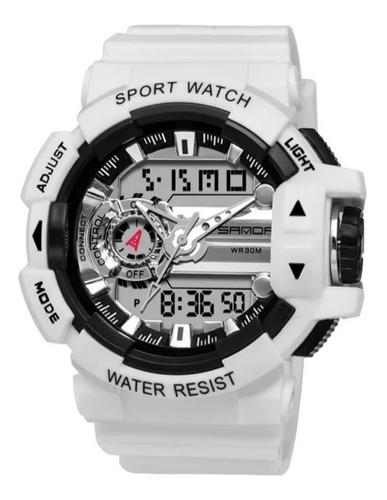 reloj sanda  tactico deportivo hombre...