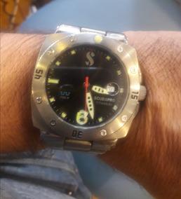 Reloj Mm Ft 45 Scuba Scubapro 700 Titanium Automatic Submari 8wP0nkXO