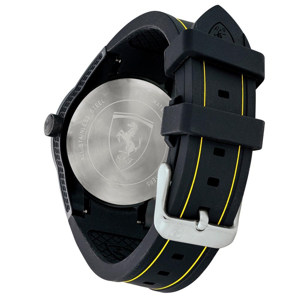 reloj scuderia ferrari sf-0830482 redrev acero pvd 47mm. Cargando zoom. f8a170ab25