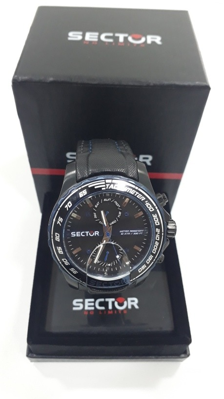 4cf49515d347 Reloj Sector Edicion Especial Jorge Lorenzo Original - Bs. 300.000 ...