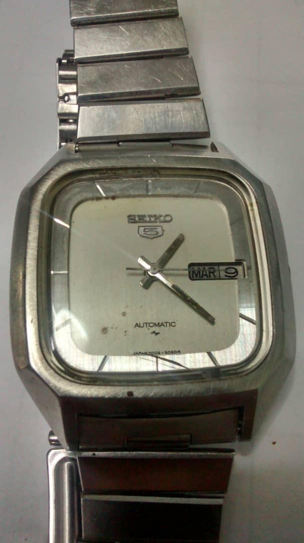 045fd178 Reloj Seiko 5 Automático De Colección Década De Los 60 - Bs. 260.000 ...