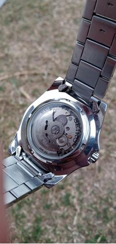 reloj seiko 5 sports automatico