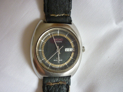 reloj seiko antiguo de coleccion