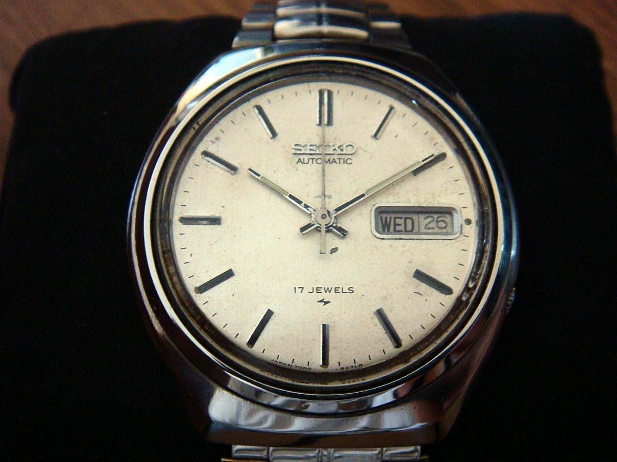 53c3791f52d3 Reloj Seiko Automatic Vintage 70´s. Ojo Detalle. -   599.00 en ...