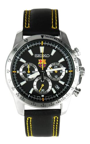 reloj seiko barcelona crono edición especial ssb073p2