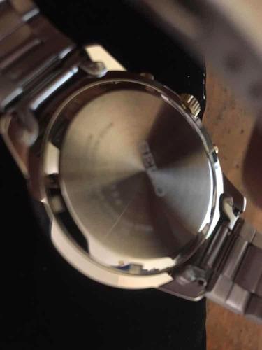 reloj seiko chronograph 100m
