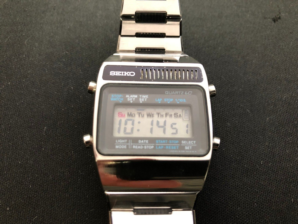 código promocional 9d093 b6ef6 Reloj Seiko Digital Vintage Mod.:a159-5019 - $ 2,500.00