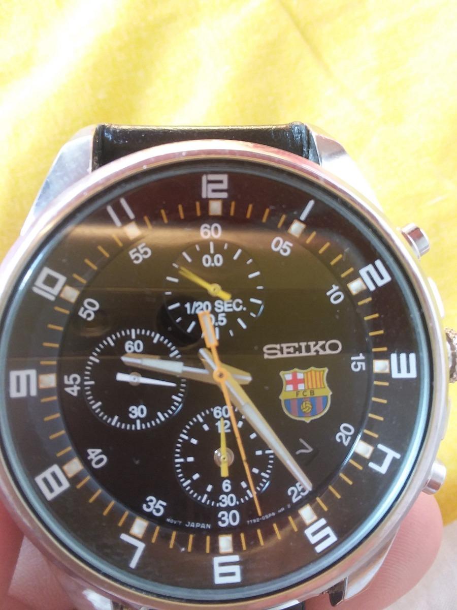 Reloj Seiko Fc Barcelona -   400.000 en Mercado Libre d00cc58c65b